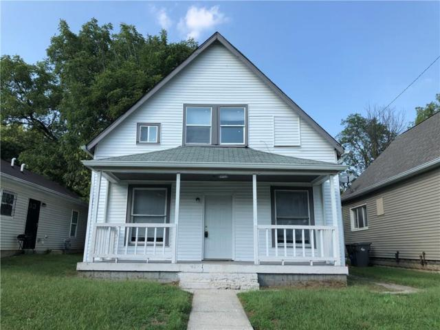 1130 W Congress Avenue, Indianapolis, IN 46208 (MLS #21650572) :: AR/haus Group Realty