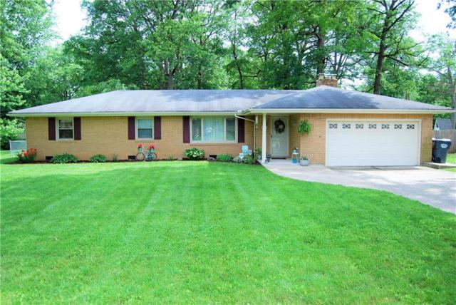 2709 W 40th Street, Anderson, IN 46011 (MLS #21650574) :: HergGroup Indianapolis