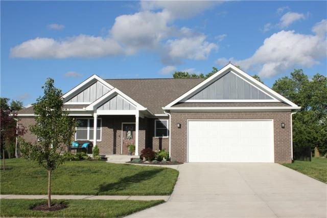 2235 Game Bird Drive, Franklin, IN 46131 (MLS #21650594) :: HergGroup Indianapolis