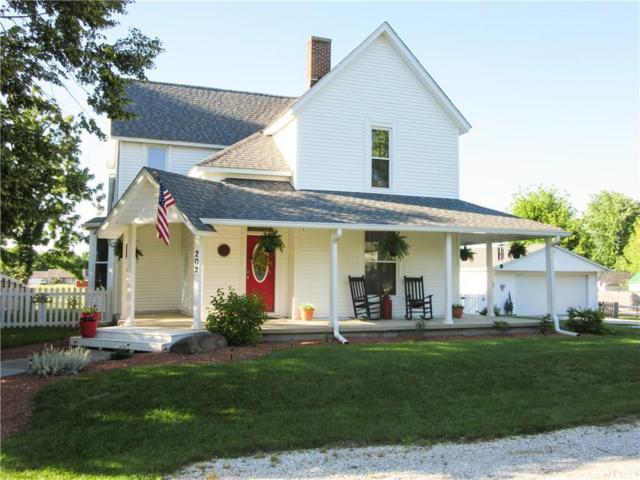 202 E Vine Street, Linden, IN 47955 (MLS #21650597) :: The ORR Home Selling Team