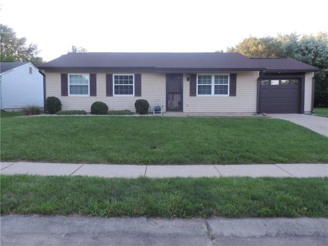 8508 New Field Circle, Indianapolis, IN 46231 (MLS #21650603) :: Richwine Elite Group
