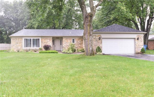 11408 Central Drive E, Carmel, IN 46032 (MLS #21650606) :: Mike Price Realty Team - RE/MAX Centerstone