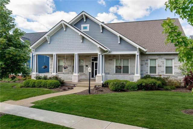2328 Shaftesbury Road, Carmel, IN 46032 (MLS #21650618) :: AR/haus Group Realty