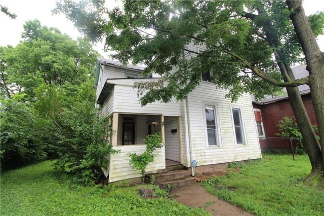 1721 W Market Street, Indianapolis, IN 46222 (MLS #21650636) :: The ORR Home Selling Team