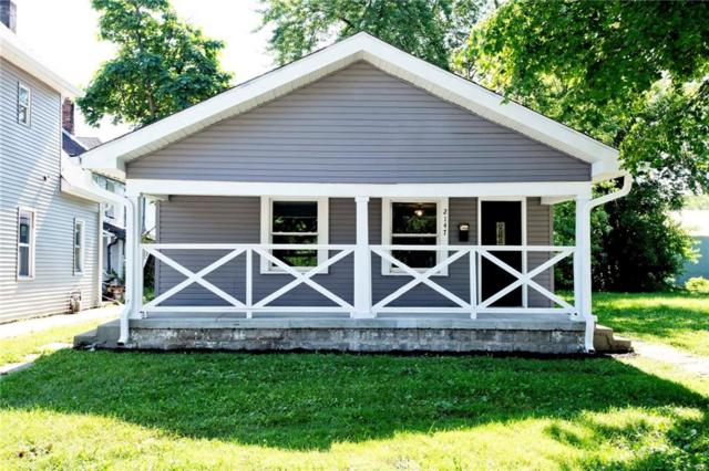 2147 Bellefontaine Street, Indianapolis, IN 46202 (MLS #21650676) :: HergGroup Indianapolis