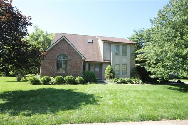 877 Junco Drive, Columbus, IN 47203 (MLS #21650679) :: The Indy Property Source