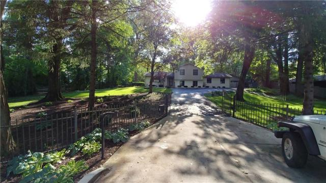 8120 N College Avenue, Indianapolis, IN 46240 (MLS #21650680) :: The Indy Property Source