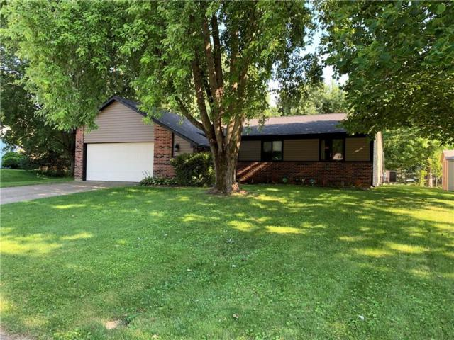 7707 Sunblest Boulevard, Fishers, IN 46038 (MLS #21650725) :: AR/haus Group Realty