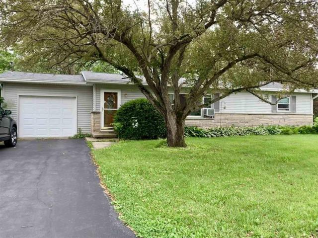 36 Sunset Drive, Hartford City, IN 47348 (MLS #21650726) :: The ORR Home Selling Team