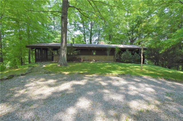 8522 N Blue Heron Drive, Unionville, IN 47468 (MLS #21650759) :: Mike Price Realty Team - RE/MAX Centerstone