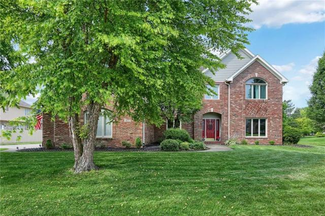 4819 Brentridge Parkway, Greenwood, IN 46143 (MLS #21650782) :: Heard Real Estate Team | eXp Realty, LLC