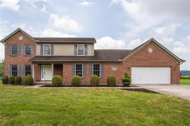 871 Six Pine Ranch Road, Batesville, IN 47006 (MLS #21650844) :: Richwine Elite Group