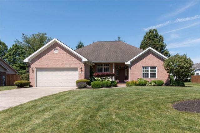 805 Evergreen Way, Yorktown, IN 47396 (MLS #21650865) :: The ORR Home Selling Team