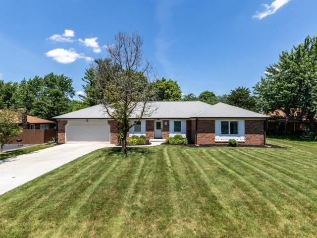 107 Heady Court, Fishers, IN 46038 (MLS #21650903) :: Mike Price Realty Team - RE/MAX Centerstone