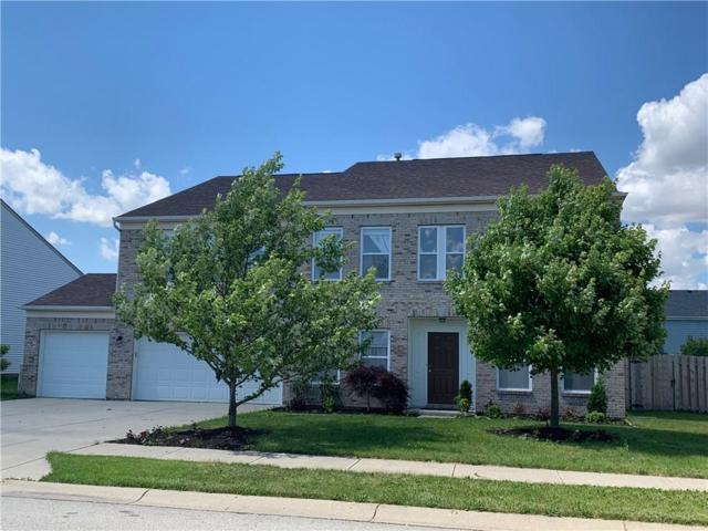 16226 Milhousen Trail, Westfield, IN 46074 (MLS #21650913) :: Mike Price Realty Team - RE/MAX Centerstone
