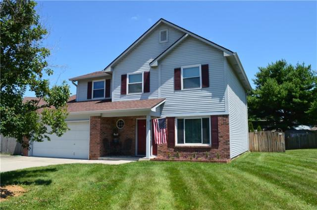 601 Peaceful View Drive, Mooresville, IN 46158 (MLS #21650977) :: Mike Price Realty Team - RE/MAX Centerstone
