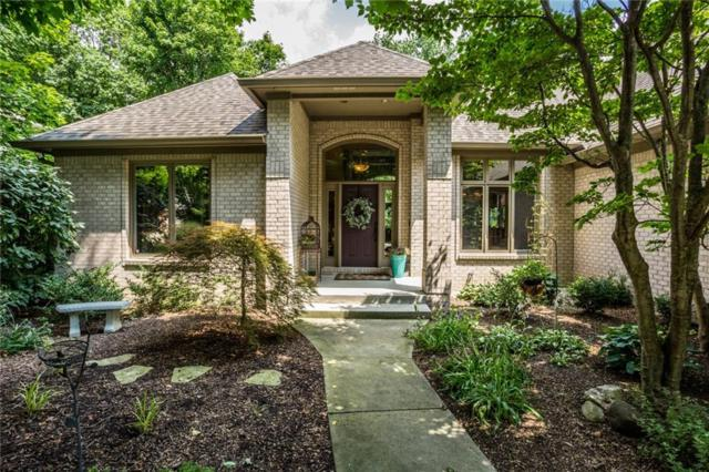 11618 Summit Circle, Zionsville, IN 46077 (MLS #21651017) :: FC Tucker Company