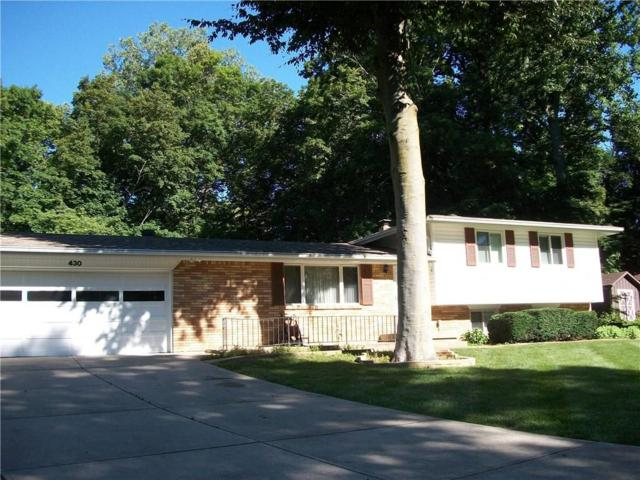 430 Tulip Drive, Mooresville, IN 46158 (MLS #21651021) :: Mike Price Realty Team - RE/MAX Centerstone