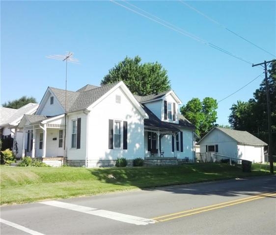 832 E North Street, Greensburg, IN 47240 (MLS #21651083) :: Mike Price Realty Team - RE/MAX Centerstone