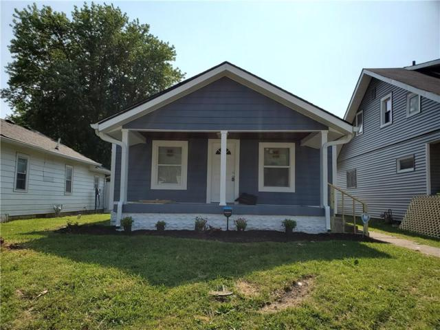 1309 N Grant Avenue, Indianapolis, IN 46201 (MLS #21651093) :: Mike Price Realty Team - RE/MAX Centerstone