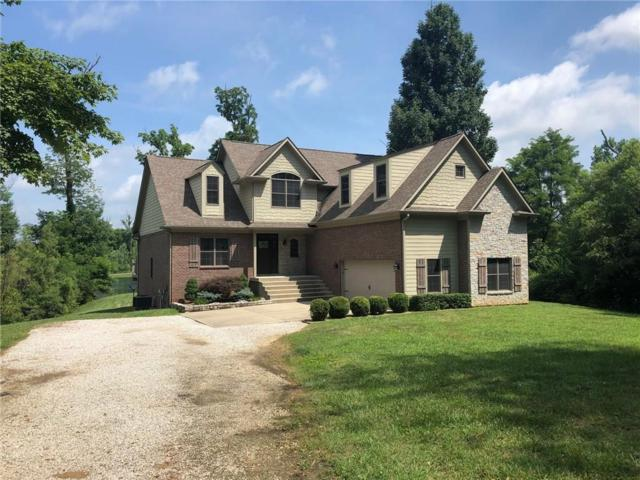 1460 Apache Trail, Martinsville, IN 46151 (MLS #21651133) :: Mike Price Realty Team - RE/MAX Centerstone