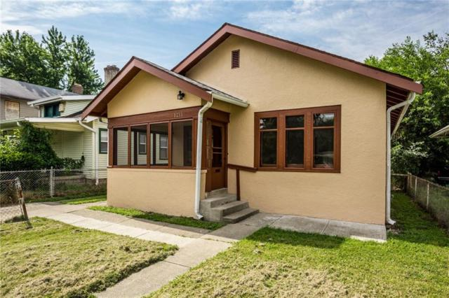 1211 W 32nd Street, Indianapolis, IN 46208 (MLS #21651150) :: Mike Price Realty Team - RE/MAX Centerstone