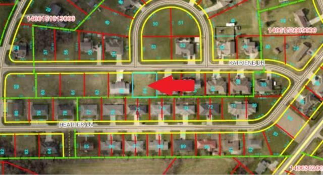 Lot 64 Katriene Drive, Daleville, IN 47334 (MLS #21651224) :: David Brenton's Team
