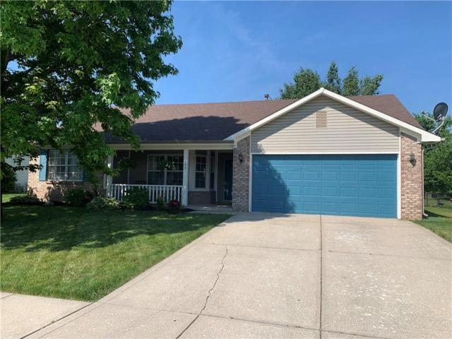455 Bear Story Boulevard, Greenfield, IN 46140 (MLS #21651271) :: Mike Price Realty Team - RE/MAX Centerstone