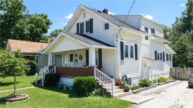 1919 Albany Street, Beech Grove, IN 46107 (MLS #21651277) :: Mike Price Realty Team - RE/MAX Centerstone