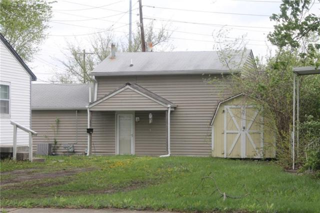235 N 5th Avenue, Beech Grove, IN 46107 (MLS #21651309) :: Mike Price Realty Team - RE/MAX Centerstone