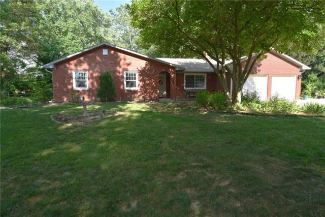763 Leisure Lane, Greenwood, IN 46142 (MLS #21651376) :: Mike Price Realty Team - RE/MAX Centerstone