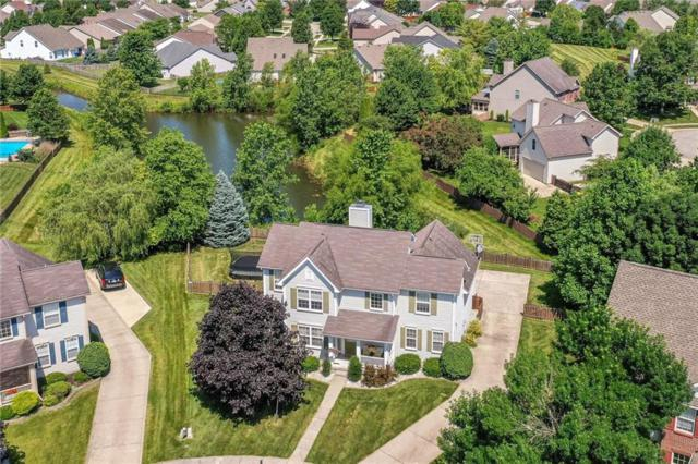 12738 Buff Stone Court, Fishers, IN 46038 (MLS #21651383) :: The Evelo Team