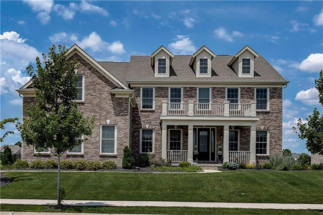 14404 Gainesway Circle, Fishers, IN 46040 (MLS #21651395) :: David Brenton's Team