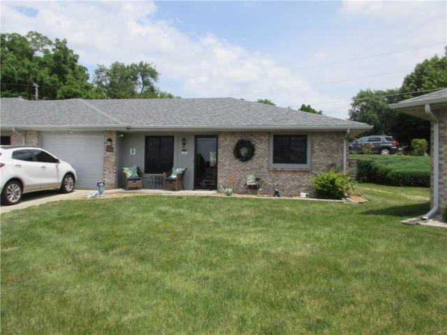 4106 Daphne Drive, Anderson, IN 46013 (MLS #21651502) :: David Brenton's Team