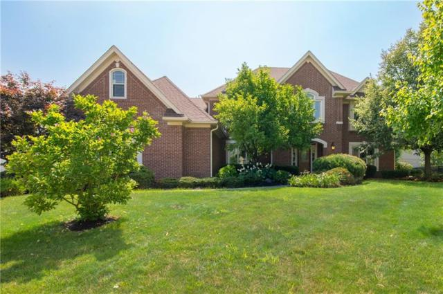 12417 Heatherstone Place, Carmel, IN 46033 (MLS #21651526) :: AR/haus Group Realty