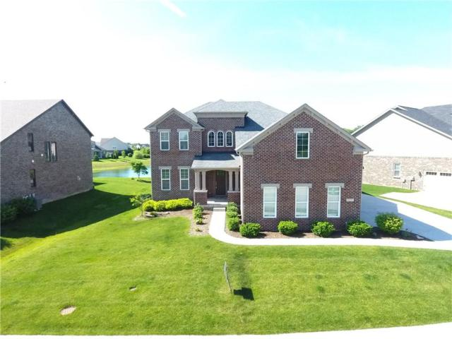 11237 E High Grove Circle, Zionsville, IN 46077 (MLS #21651536) :: Heard Real Estate Team | eXp Realty, LLC