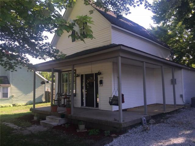 444 S Washington Street, Knightstown, IN 46148 (MLS #21651559) :: Mike Price Realty Team - RE/MAX Centerstone