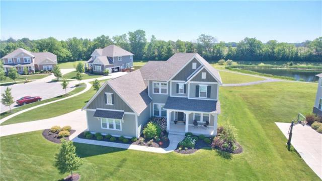 3565 Old Quarry Drive, Zionsville, IN 46077 (MLS #21651573) :: AR/haus Group Realty