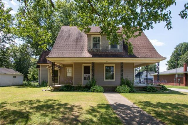 104 S Grant Street, Cloverdale, IN 46120 (MLS #21651601) :: Mike Price Realty Team - RE/MAX Centerstone