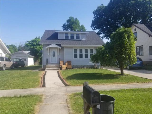 525 E Main Street, Hartford City, IN 47348 (MLS #21651628) :: The ORR Home Selling Team