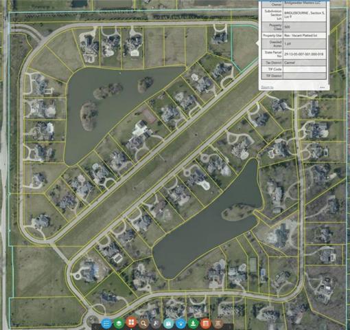 3493 Hintocks Circle, Carmel, IN 46032 (MLS #21651726) :: The Evelo Team