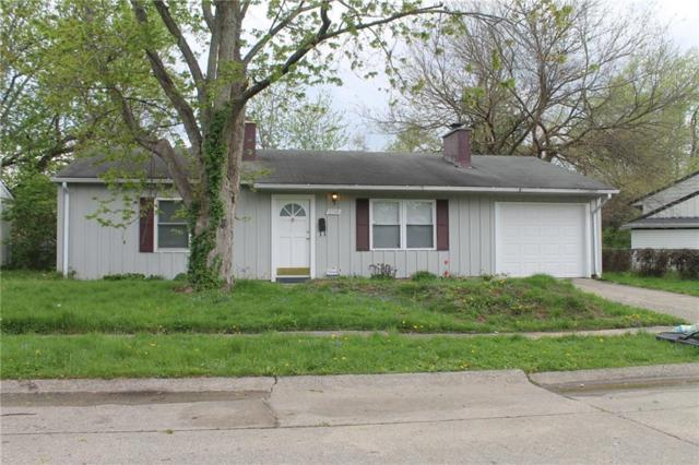 3710 Erin Drive, Indianapolis, IN 46235 (MLS #21651737) :: The Indy Property Source