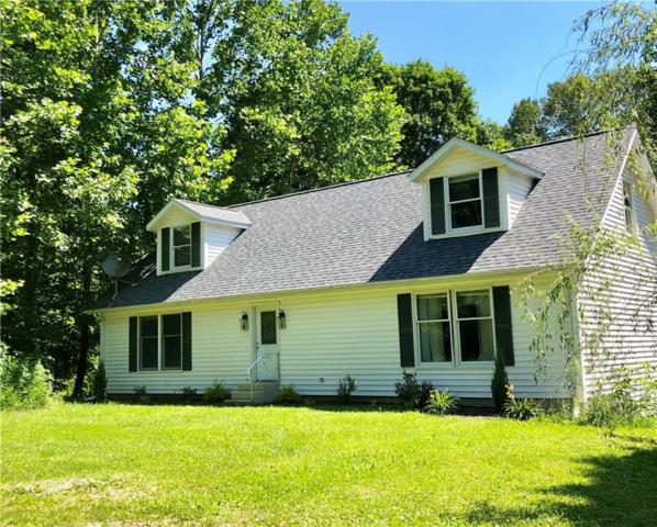 867 Bucklew Road, Spencer, IN 47460 (MLS #21651764) :: Mike Price Realty Team - RE/MAX Centerstone