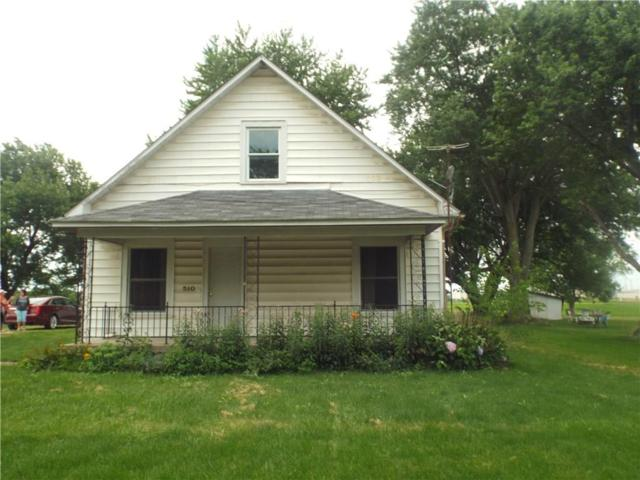 510 N Meridian Street, Pittsboro, IN 46167 (MLS #21651771) :: The Indy Property Source