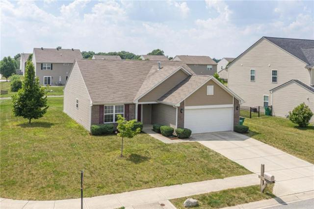 13806 Boulder Canyon Drive, Fishers, IN 46038 (MLS #21651792) :: The Evelo Team