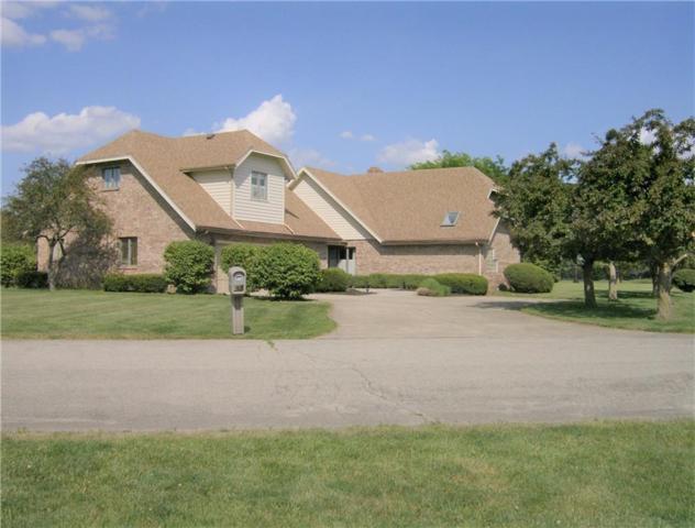 39 S Fairway Drive, Alexandria, IN 46001 (MLS #21651797) :: The ORR Home Selling Team