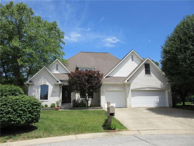 1708 Woodcroft Court, Greenwood, IN 46143 (MLS #21651814) :: Heard Real Estate Team   eXp Realty, LLC