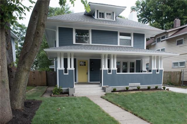 3339 N Broadway Street, Indianapolis, IN 46205 (MLS #21651830) :: AR/haus Group Realty