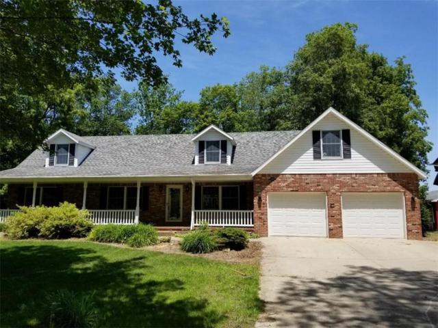 4680 W County Road 950 N, Daleville, IN 47334 (MLS #21651856) :: The ORR Home Selling Team