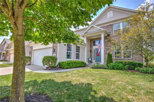 14155 Avalon East Drive, Fishers, IN 46037 (MLS #21651910) :: AR/haus Group Realty
